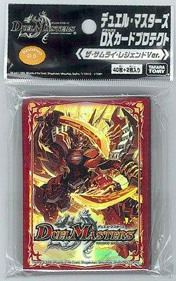 TAKARA TOMY Duel Masters TCG DX Card Protect The Samurai Ledgend Ver. 42pcs