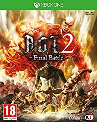 Fight through Seasons 1-3 of the popular anime series with over 40 playable characters with several playable for the first time in A.O.T. 2: Final Battle Reclaim the lands outside the wall back from the Titans in the new 'Wall Reclamation' mode! Crea...