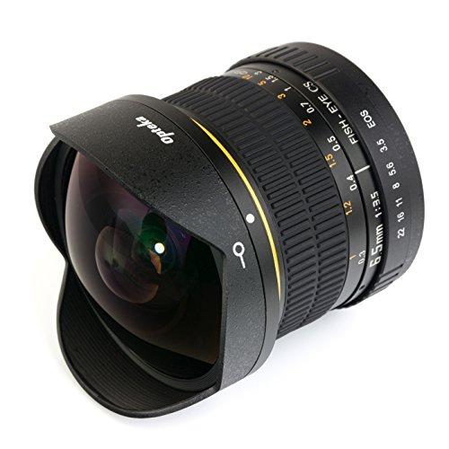 オプテカ『6.5mmF3.5高解像非球面魚眼レンズ』