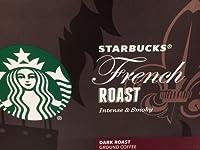 〈海外直送品〉スターバックスフレンチロースト ダークロースト 60K-cup  Starbucks French Roast Dark Coffee K-Cups(60 count)