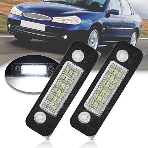 Nslumo Lot de 2 clignotants lat/éraux /à LED pour Clio Espace Twingo Turn Singal Lampe fum/ée