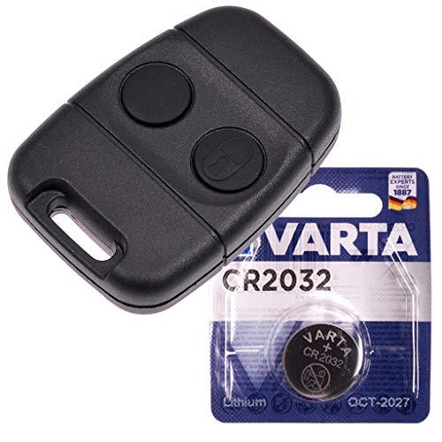 günstig Autoschlüssel Radioschlüssel Schlüsselanhänger austauschbar mit Batterie kompatibel mit 2 Tasten… Vergleich im Deutschland