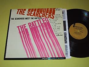Searchers Meet The Rattles [LP record]
