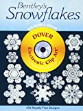 Bentley's Snowflakes (Dover Electronic Clip Art)