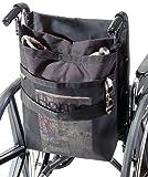 EZ Access Nylon Wheelchair Backpack Bag 17½' x 16½' x 4½'