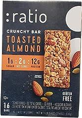 12 gram protein Gluten Free Crunchy bar