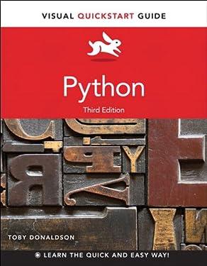 Python: Visual QuickStart Guide