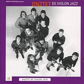 Onztet de Violon Jazz