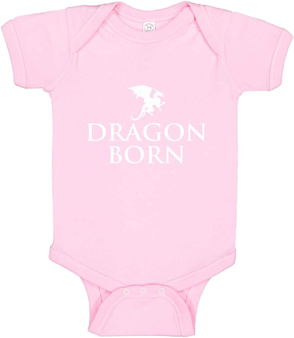 Indica Plateau Baby Romper Year-end annual account Dragonborn 100% Cotton Bodysui Gorgeous Infant