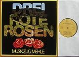 DREI ROTE ROSEN / MUSIKZUG MEHLE / Freiwillige Feuerwehr Elze / Bildhülle / # 66.21 846-01