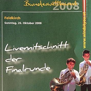 Livemitschnitt der Finalrunde - Musik in kleinen Gruppen Bundeswettbewerb 2008 (Live)