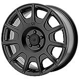 Motegi Racing MR139 Wheel Rim Satin Black 15x7 5x100 15mm