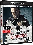 El Contable Uhd 4k [Blu-ray]