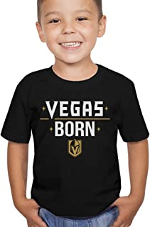 Golden Knights Vegas Born Shirt for Youth