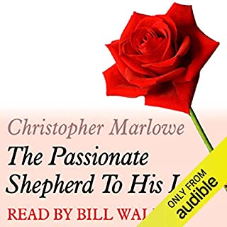 A Dozen Red Roses     The Passionate Shepherd to His Love              Di:                                                                                                                                 Christopher Marlowe                               Letto da:                                                                                                                                 Bill Wallis                      Durata:  1 min     Non sono ancora presenti recensioni clienti     Totali 0,0