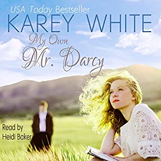 My Own Mr. Darcy cover art