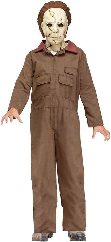 Michael Myers - Rob Zombie's HALLOWEEN Kid Large Costume (12-14) B00K44IVXU  Große Klassifizierung    Günstige