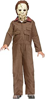 Fun World Licensed Michael Myers Costume, Large 12 - 14, Multicolor