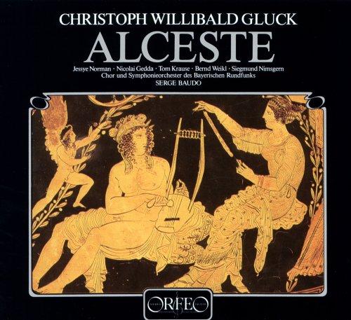 Gluck: Alceste (Gesamtaufnahme)