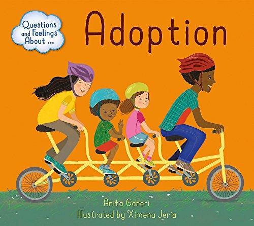 Adoption by Anita Ganeri