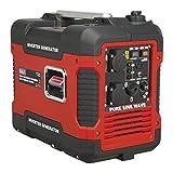 Sealey g2000i Generador Inverter 2000W 230V Motor 4Tiempos