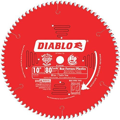 Diablo D1080N Non-Ferrous Metal & Plastic Cutting Saw...