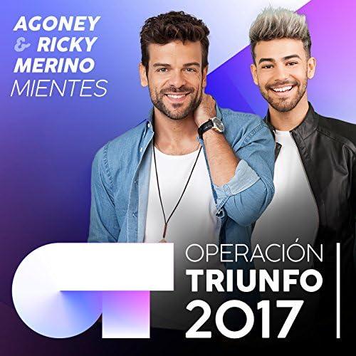 Agoney & Ricky Merino
