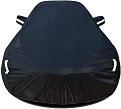 DUWEN Compatible With Mercedes-Benz CLA 250 4MATIC Shooting Brake Car Cover Car Tarpaulin All Weather Breathable Full Car Cover Outdoor Dustproof Cover UV Rainproof Sunscreen Scratch Resistant Windpro