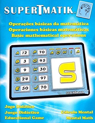 superTmatik, Cálculo Mental vol.01