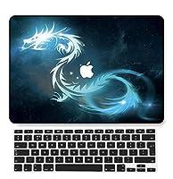 FULY-CASE プラスチックウルトラスリムライトハードシェルケース対応のある最新のMacBook Air 13インチRetinaディスプレイタッチIDUSキーボードカバー A2337 M1/A2179 (動物 34)