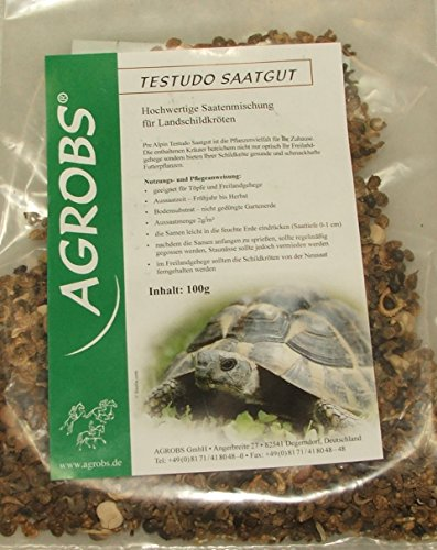 Agrobs Testudo Saatgut 100 gr.