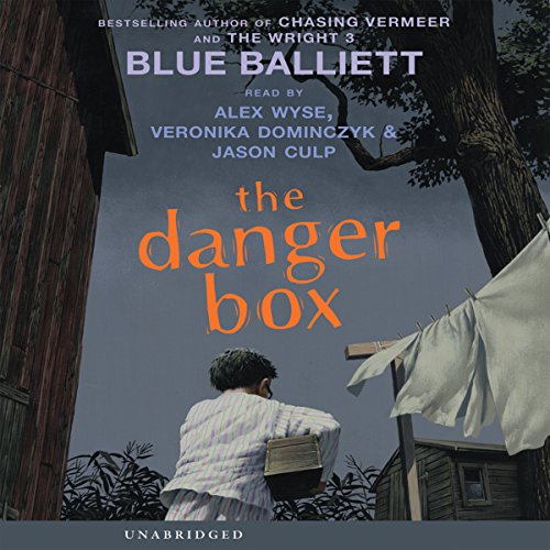 The Danger Box audiobook cover art