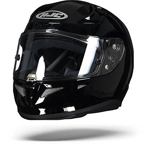 HJC Helmets Motorradhelm RPHA 11 Metal, Schwarz, Größe M, 1278_17517