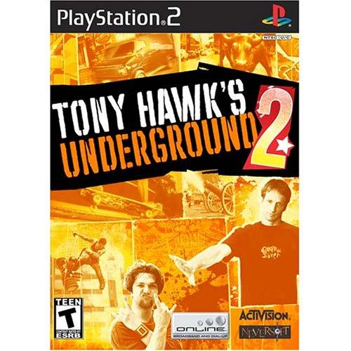 Tony Hawk's Underground 2 - PlayStation 2 by Activision