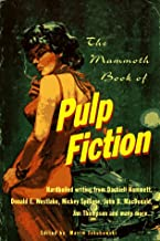 The Mammoth Book of Pulp Fiction (Mammoth Books)