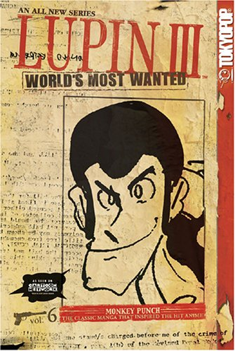 Lupin III - World's Most Wanted Volume 6