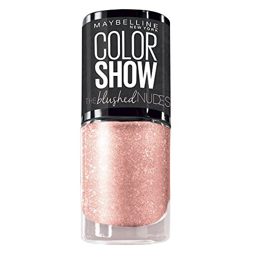 Maybelline New York Color Show Smalto Asciugatura Rapida, 450 Crushed Petals