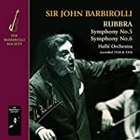 Rubbra: Symphonies Nos. 5 & 6 by Halle Orchestra (2013-05-03)