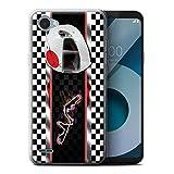 STUFF4Phone case/cover/Skin/lg-gc/F1Track Flag Collection Japan/Suzuka LG Q6/M700