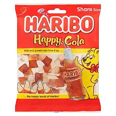 haribo happy cola 140g Haribo Happy Cola 140g 510AGSg3h8L