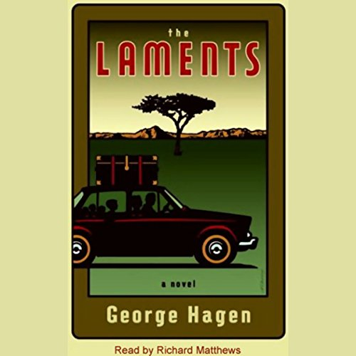 The Laments audiobook cover art