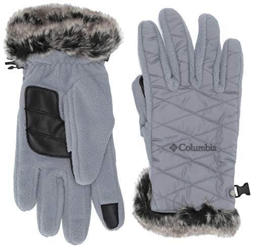 Columbia Women's Heavenly Glove, Tradewinds Grey, X-Small