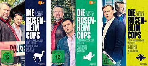 Staffel 16-18 (20 DVDs)