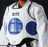 Sportsupply.org - Peto protector para pecho, para taekwondo, karate, etc.