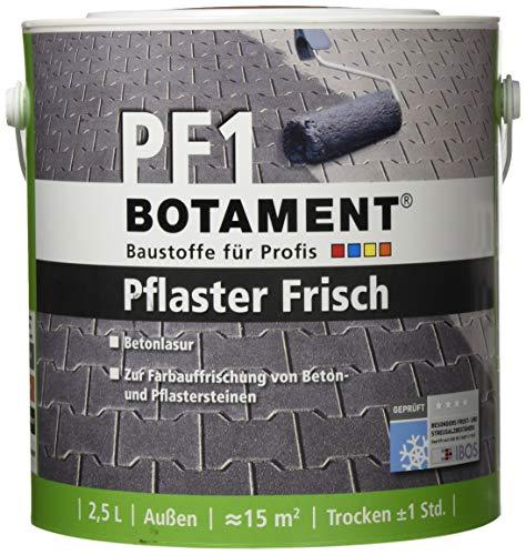 Botament PF 1 Pflaster Frisch, 2,5L, Rot