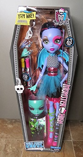 Monster High Voltageous Ghoul Friend Doll