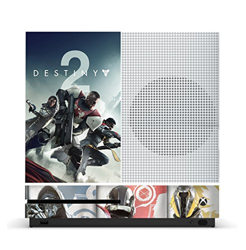 Destiny 2 Game Skin for Xbox One S Slim Console 100% Satisfaction Guarantee!