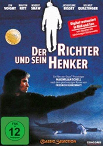 DVD Der Richter und sein Henker [Import allemand] by Jacqueline Bisset