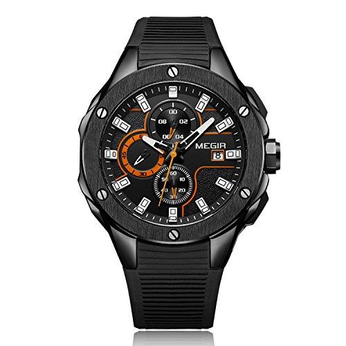 Megir -  -Armbanduhr- MG2053