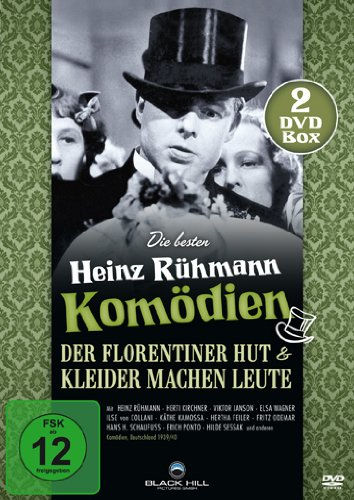 Die besten Heinz Rühmann Komödien [2 DVDs]